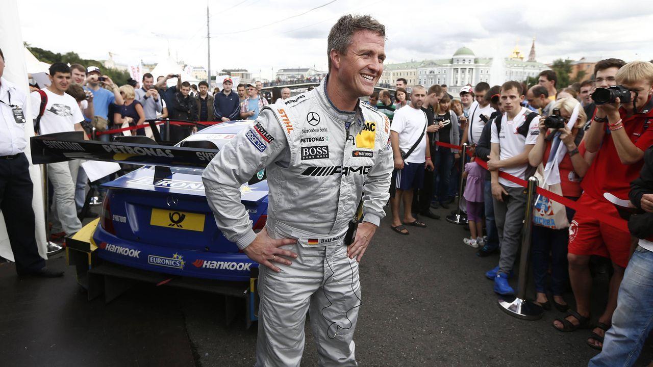 Ralf Schumacher – 180 Formel-1-Rennen - Bildquelle: imago sportfotodienst