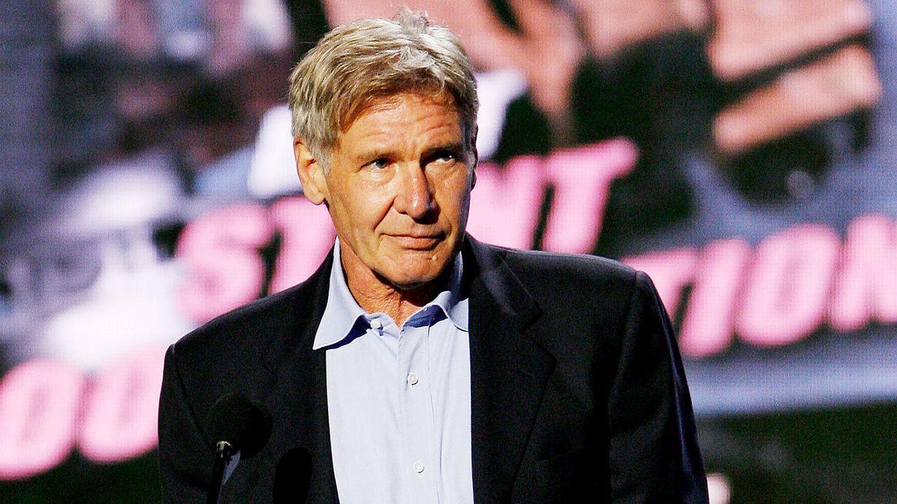 Harrison Ford  - Bildquelle: getty-AFP