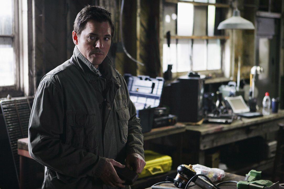 Er trägt seit Jahren ein großes Geheimnis mit sich herum: Nur Tom Foss (Nicholas Lea) kennt die Antwort auf die Frage, wer Kyle wirklich ist ... - Bildquelle: TOUCHSTONE TELEVISION