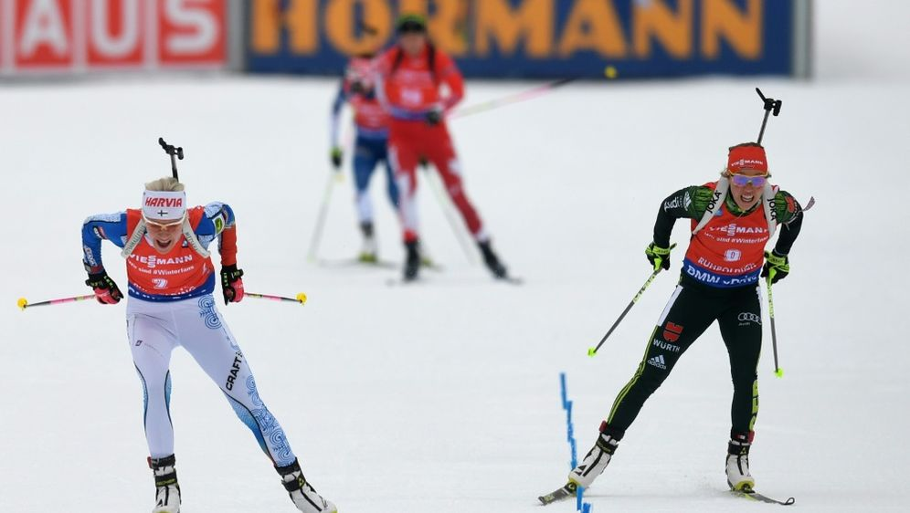 Weltcup-Finale im Biathlon findet in Tjumen statt - Bildquelle: AFPSIDCHRISTOF STACHE