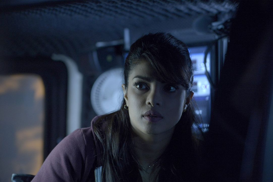 Alex (Priyanka Chopra) und ihre Kollegen bekommen von Miranda eine neue Aufgabe ... - Bildquelle: Philippe Bosse 2015 ABC Studios