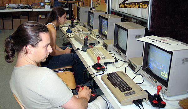 Platz 3: C64 - Bildquelle: dpa