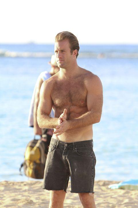 Alarm im Pazifik: Danny (Scott Caan) ... - Bildquelle: TM &   2010 CBS Studios Inc. All Rights Reserved.
