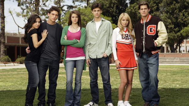 (1. Staffel) - Eine High School im Mittleren Westen der USA. Es geht um Sex,...