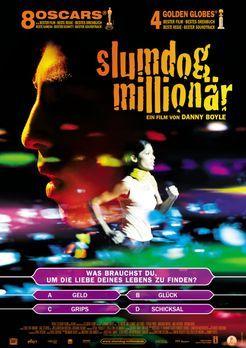 Slumdog Millionär - SLUMDOG MILLIONÄR - Plakatmotiv - Bildquelle: 2009 PROKIN...