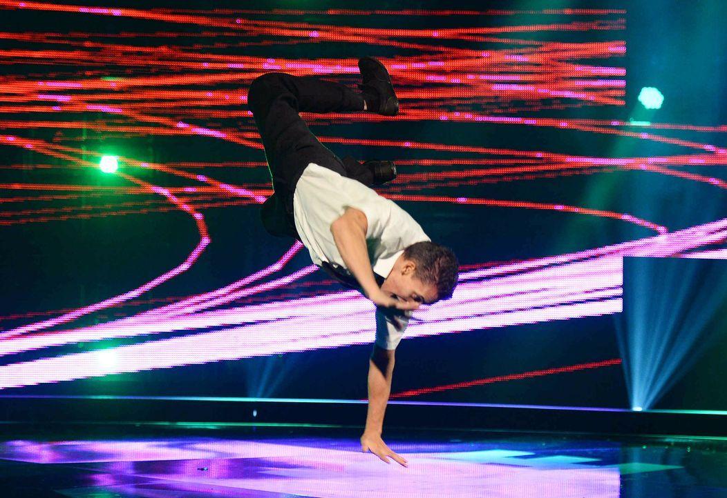 Got-To-Dance-Karimbo-05-SAT1-ProSieben-Willi-Weber - Bildquelle: SAT.1/ProSieben/Willi Weber