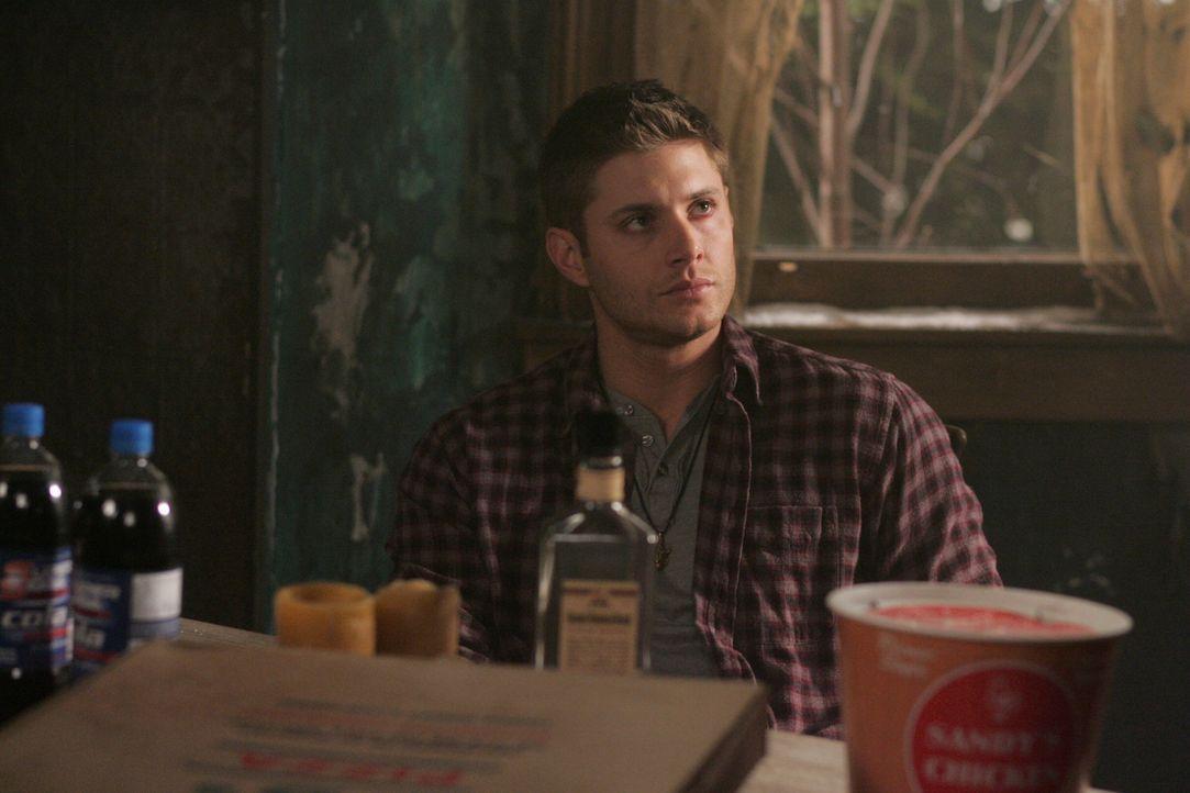 Für seinen Bruder Sam geht Dean (Jensen Ackles) einen tödlichen Deal ein ... - Bildquelle: Warner Bros. Television