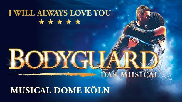Bodyguard - das Musical 5/10/16