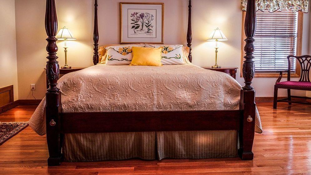 Schlafzimmer einrichten - Einrichtungsideen und Tipps
