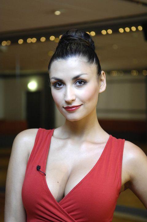 Für Christina Maria Stefanescu ist es der erste TV-Einsatz ihres Lebens: Im April 2007 war die 22-jährige Stuttgarterin Playmate des Monats. - Bildquelle: ProSieben
