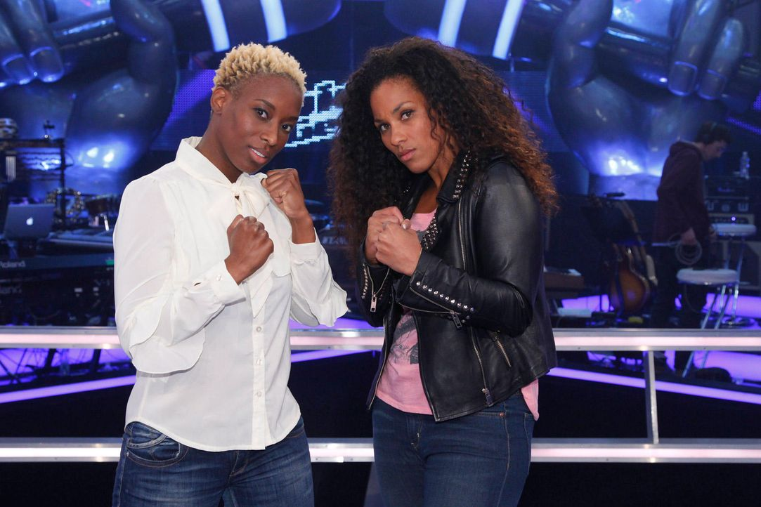 battle-nathalie-vs-asiata-20-the-voice-of-germany-kowalskijpg 1700 x 1133 - Bildquelle: SAT1/ProSieben/Andre Kowalski