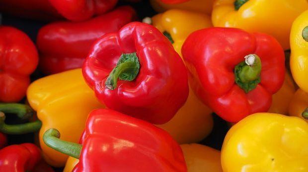 Gemüse im Mai