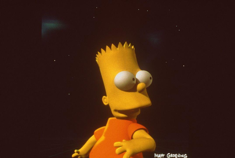Bart folgt seinem Vater Homer in eine andere Dimension ... - Bildquelle: und TM Twenthieth Century Fox Film Corporation - Alle Rechte vorbehalten