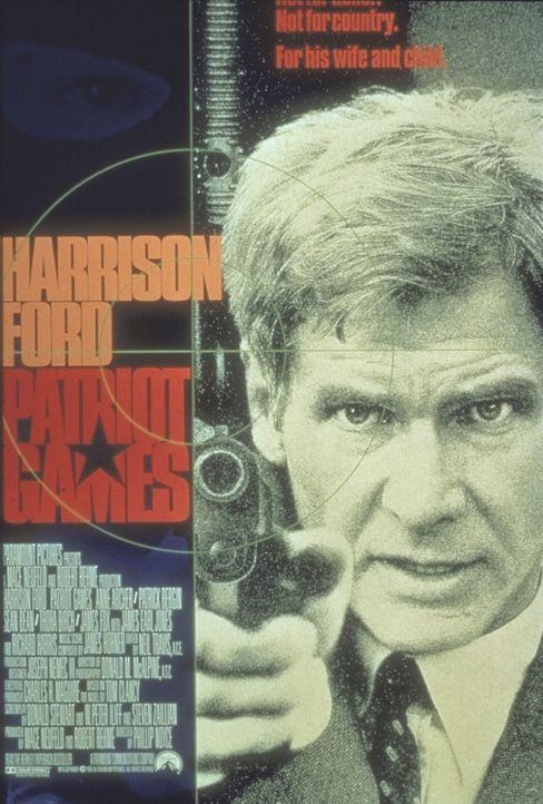 Stunde der Patrioten: Jack Ryan (Harrison Ford) - Bildquelle: Paramount Pictures