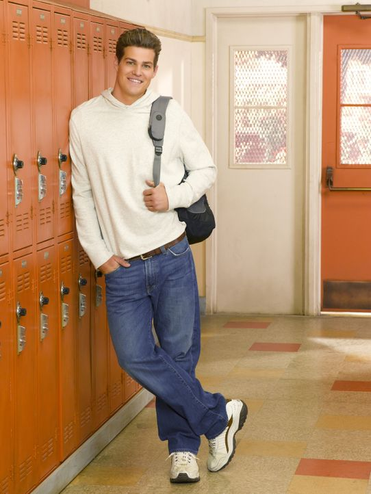 (2. Staffel) - Hängt der Mädchenschwarm Jack (Greg Finley) immer noch an seiner Ex-Freundin? - Bildquelle: 2008 DISNEY ENTERPRISES, INC. All rights reserved. NO ARCHIVING. NO RESALE.