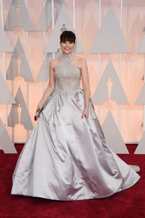 Oscars 2015: Felicity Jones - Bildquelle: AFP