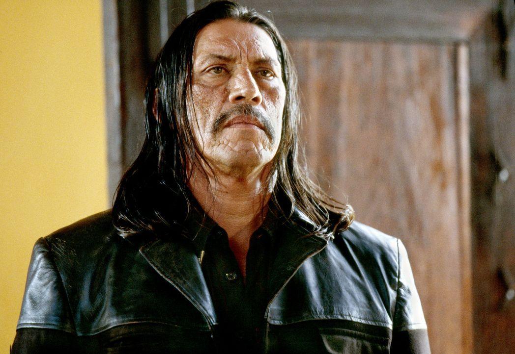 Cucuy (Danny Trejo) ist nicht der einzige Verräter ... - Bildquelle: Columbia Pictures Corporation