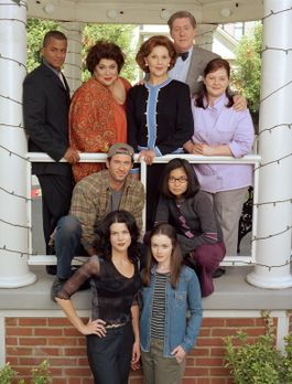Gilmore Girls - (6. Staffel) - Ganz Stars Hollow (Im Uhrzeigersinn: Yanic Tru...