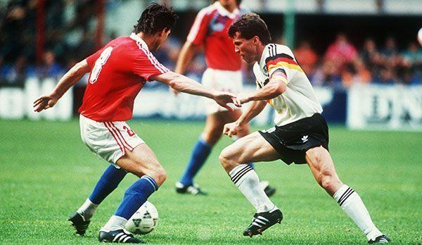 Fußballer-Sprüche - Bildquelle: dpa