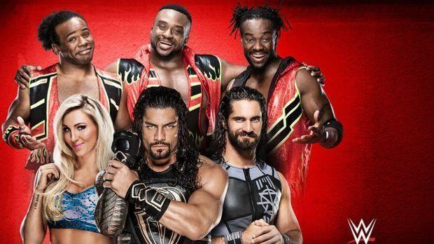 WWE RAW 25. Geburtstag