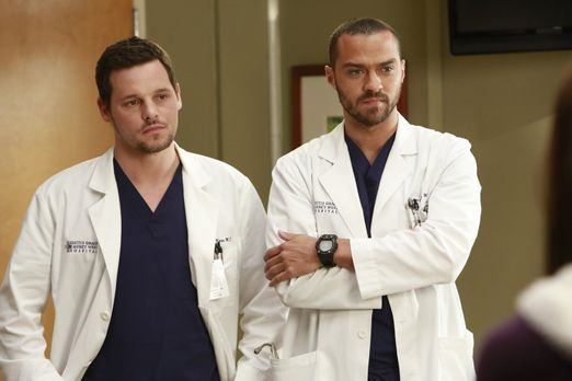 Grey's Anatomy - Die jungen Ärzte - Die Veränderungen im Krankenhaus machen A...