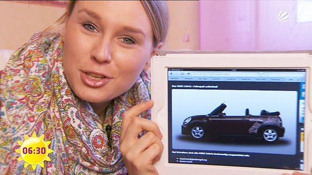 ratgeber video test mietwagen app sat 1. Black Bedroom Furniture Sets. Home Design Ideas