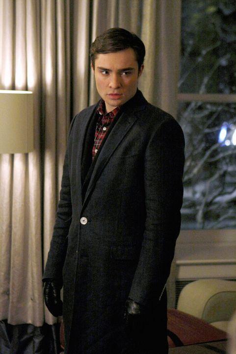 Wird er Blair für immer verlieren? Chuck (Ed Westwick) - Bildquelle: Warner Brothers