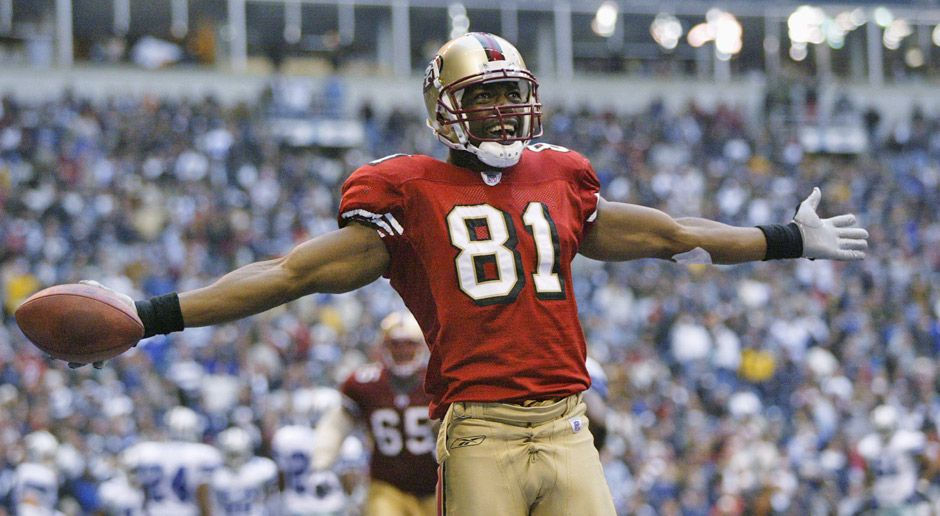 Terrell Owens - Bildquelle: 2002 Getty Images