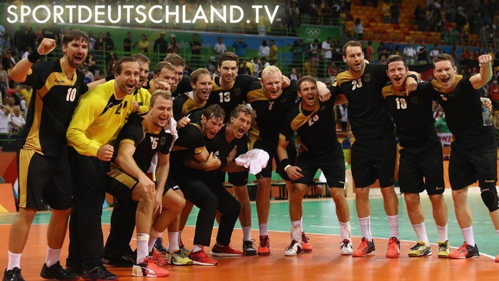 deutschland handball olympia