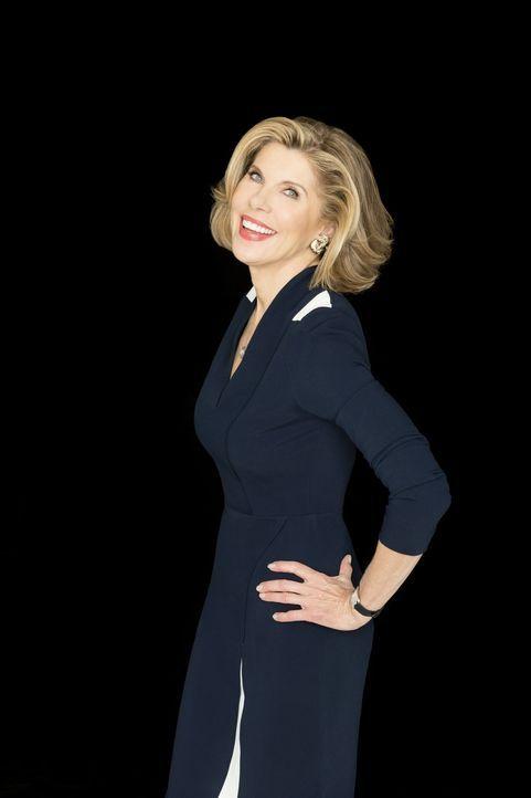 (6. Staffel) - Setzt sich für die Gleichberechtigung ein: Diane Lockhart (Christine Baranski) ... - Bildquelle: Jeff Katz 2012 CBS Broadcasting Inc. All Rights Reserved.