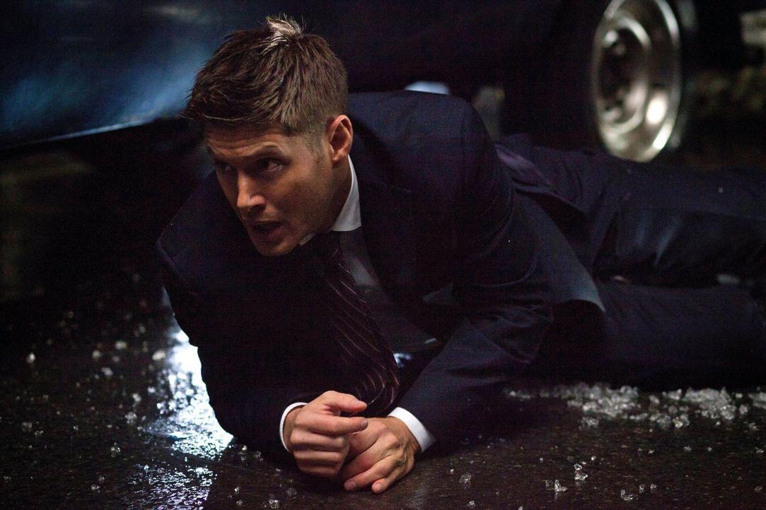 """Wohin wird Dean (Jensen Ackles) und Sam der Schlüssel ihres Großvaters und der """"Männer der Schriften"""" führen? - Bildquelle: Warner Bros. Television"""