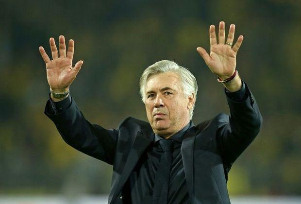 Möglicher Nachfolger von Ventura: Carlo Ancelotti