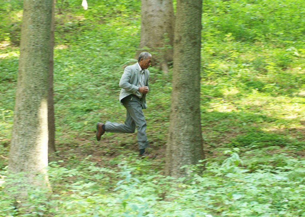 Eines Tages wird aus dem Jäger, Profikiller Carden (Morgan Freeman), ein gnadenlos Gejagter ... - Bildquelle: Millennium Films