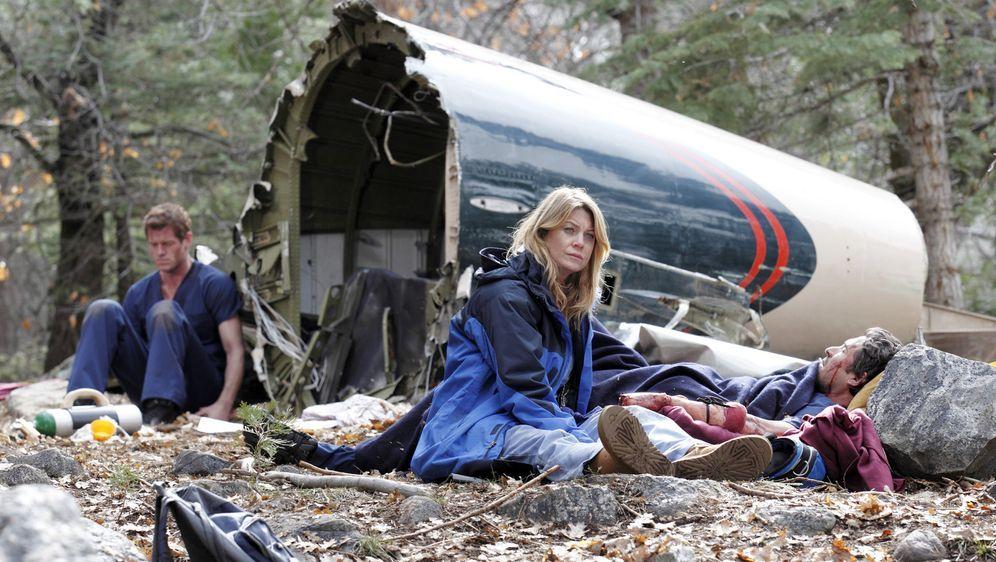 Grey\'s Anatomy – Flugzeugabsturz, Amoklauf & Co