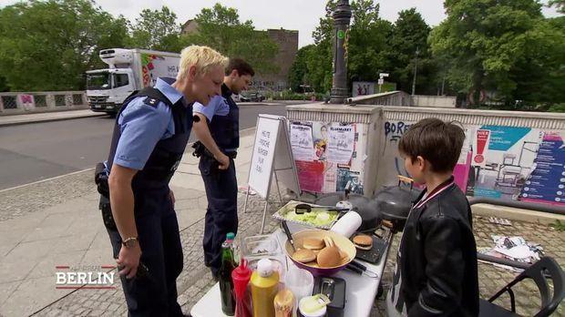 Auf Streife - Berlin - Auf Streife - Berlin - Grill Bill