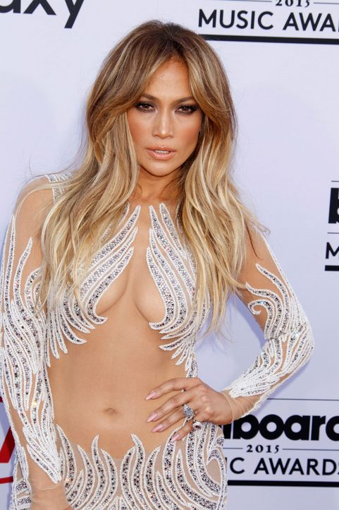 Billboard-Awards-150517-Jennifer-Lopez-08-dpa - Bildquelle: dpa