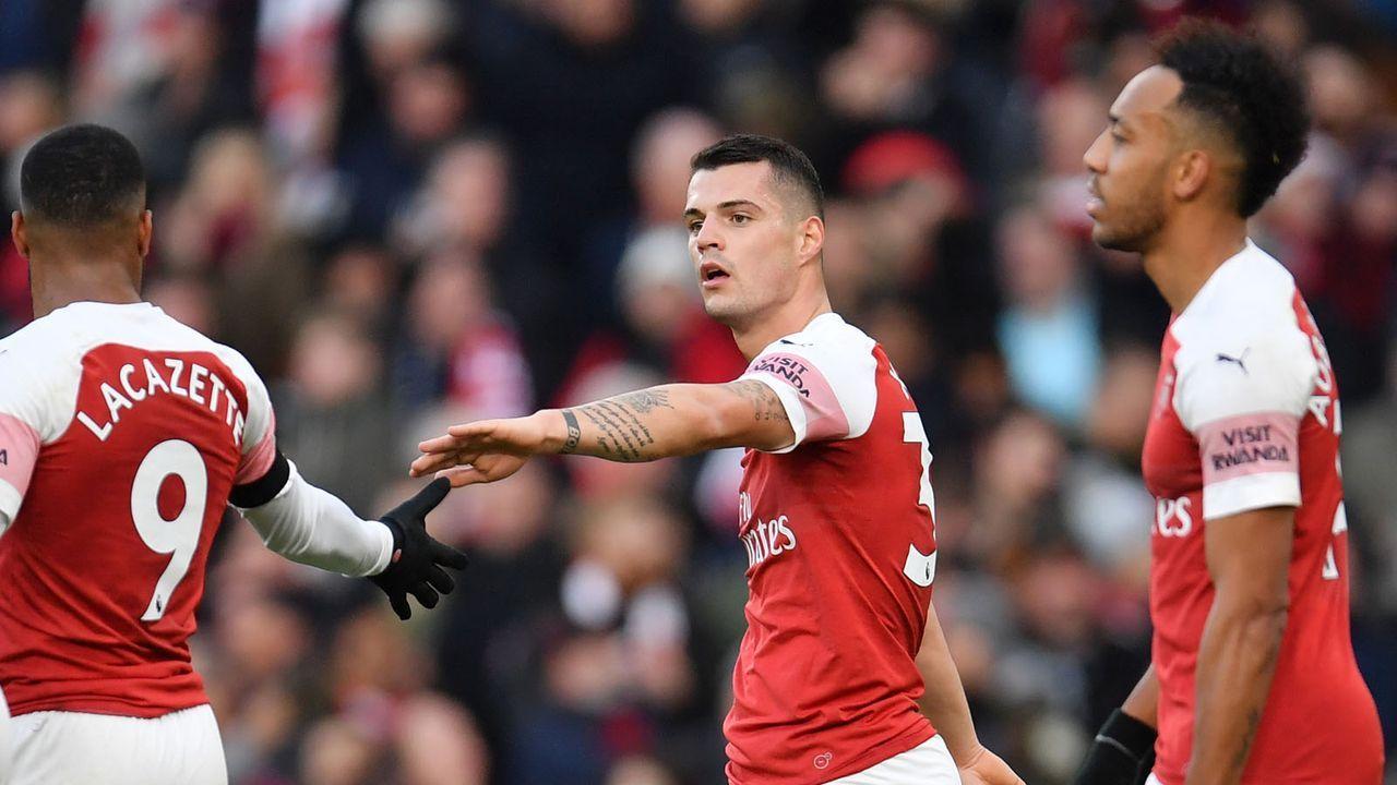 Platz 10: FC Arsenal - Bildquelle: 2019 Getty Images