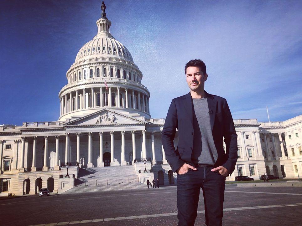 Stefan Gödde reist in die USA, spricht mit Demokraten und Trump-Anhängern und schaut, wie die Stimmung im Land der unbegrenzten Möglichkeiten nach e... - Bildquelle: ProSieben