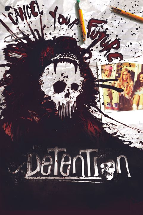 DETENTION - Artwork - Bildquelle: 2011 Detention Films, LLC. All Rights Reserved.