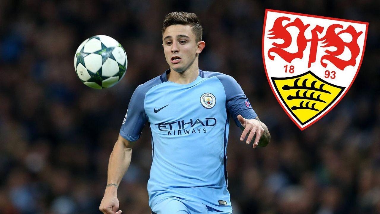 Pablo Maffeo (Zugang VfB Stuttgart) - Bildquelle: imago