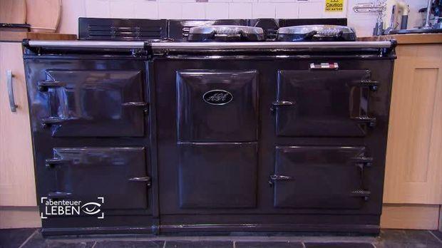 abenteuer leben t glich video der luxus herd kabeleins. Black Bedroom Furniture Sets. Home Design Ideas