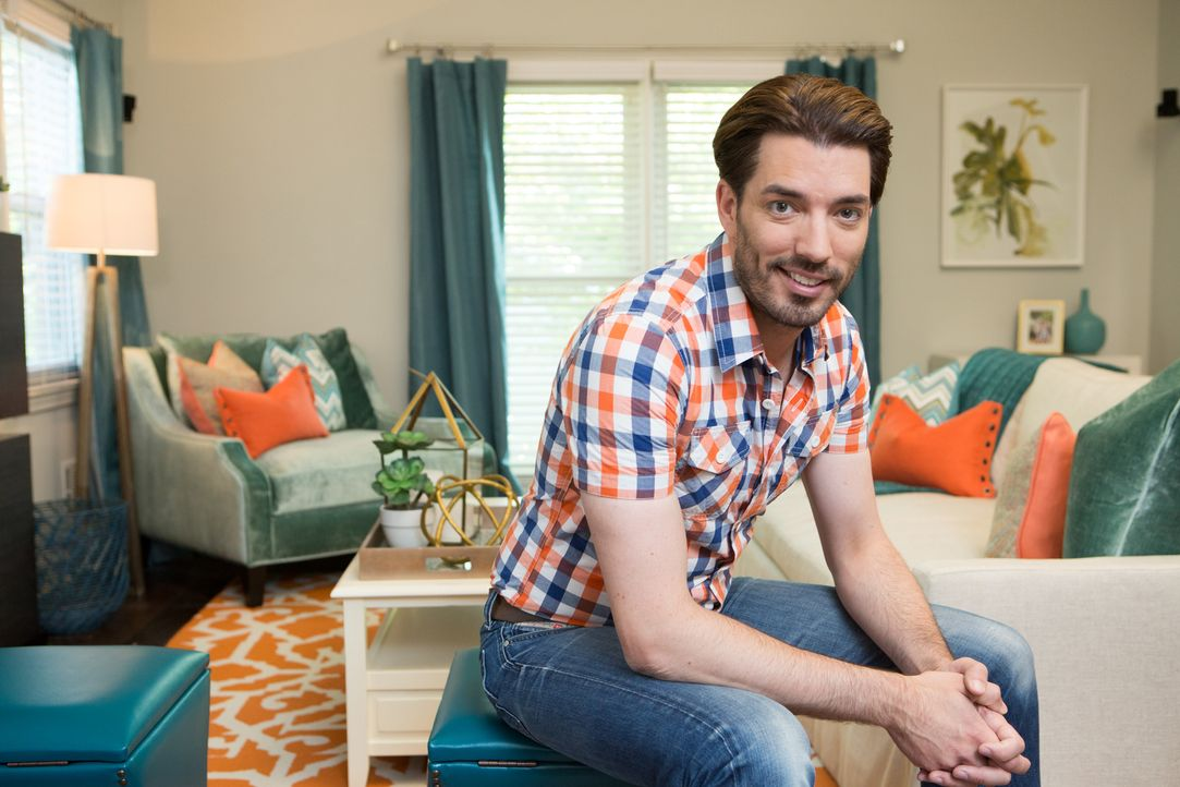 Jonathan Scott - Bildquelle: Jessica McGowan 2014, HGTV/Scripps Networks, LLC.  All Rights Reserved/Jessica McGowan/Getty Images