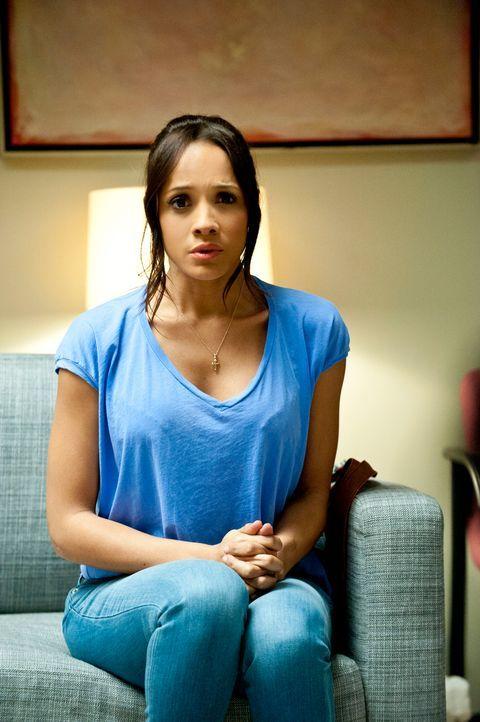 Hat Angst, dass ihre Affäre mit Spence ans Licht kommt: Rosie (Dania Ramirez) ... - Bildquelle: ABC Studios