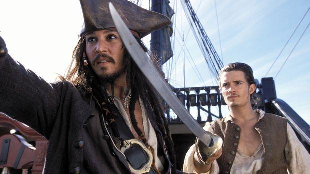 Fluch der Karibik - Als Elizabeth von Barbossas Männern verschleppt wird, mac...
