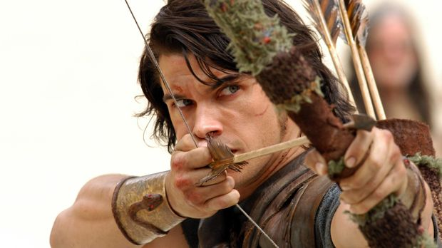 Weit und breit gibt es keinen Mutigeren, Stärkeren und Edleren: Hercules (Pau...