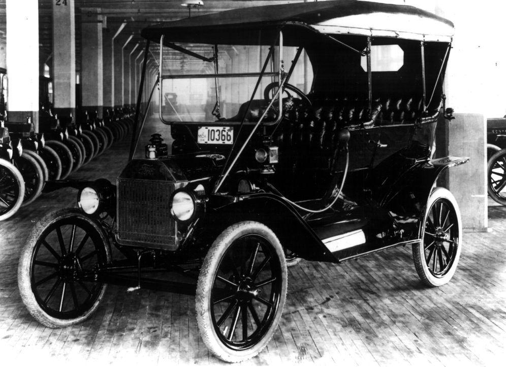Modell T von Ford 6 - Bildquelle: dpa
