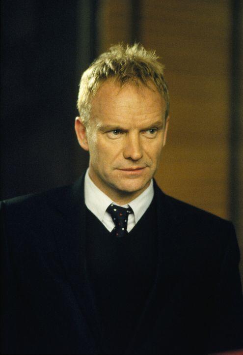 Ein einziger Blick von Sting (Sting) soll eine Ehe zerstört haben ... - Bildquelle: 2001 Twentieth Century Fox Film Corporation. All rights reserved.