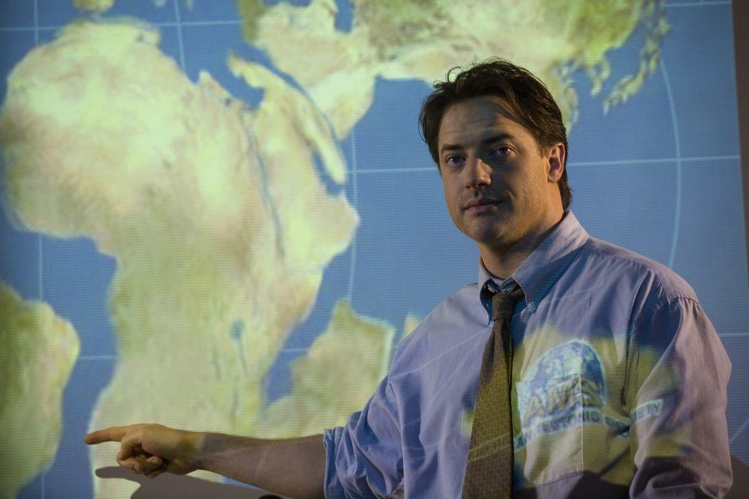 Ahnt noch nicht, dass er bei einer wissenschaftlichen Expedition auf Island versehentlich in eine Höhle gerät, aus der es nur noch einen Ausweg gibt... - Bildquelle: Warner Bros.