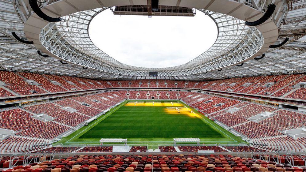 Wm 2021 Russland Stadien