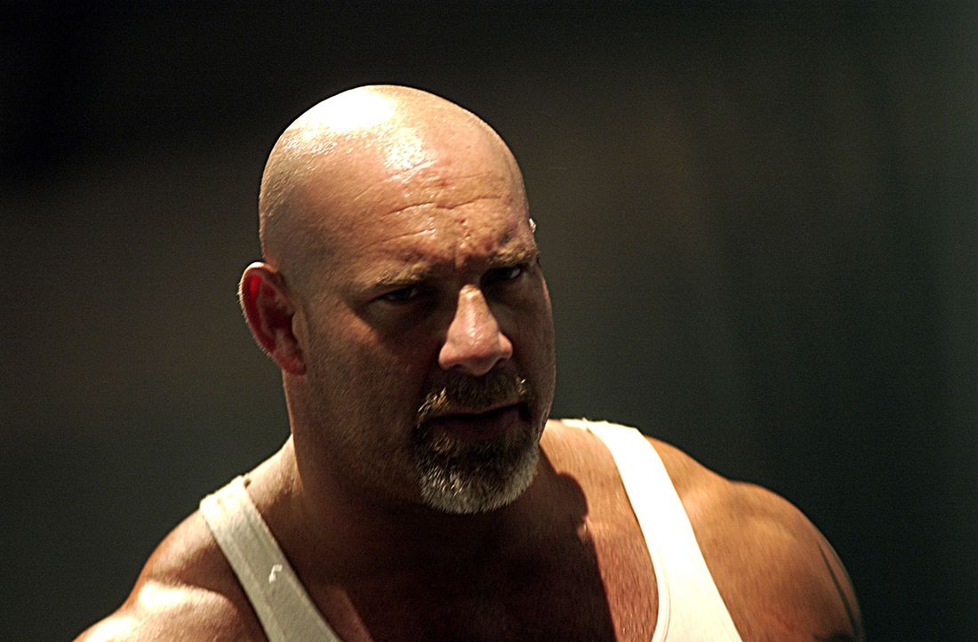 Der unschuldig wegen Mordes verurteilte Burk (Bill Goldberg) ist Außenseiter im Hochsicherheitsknast von Craton, Missouri. Als seine Tochter ihn im... - Bildquelle: 2007 Sony Pictures Home Entertainment Inc. All Rights Reserved.